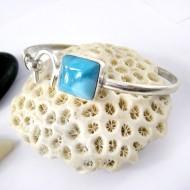 Ларимар браслет 031 11215 Larimar-Stone