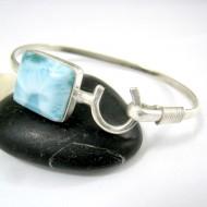 Larimar-Stone Larimar Bracelet Classic 02 11214 89,00 €