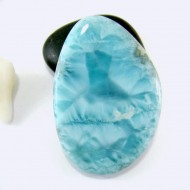 Larimar-Stone XXL Larimar Tumbled Hand flatterer HL50 11150 129,00 €