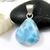Ларимар kулон свободной форме FR95 11227 Larimar-Stone