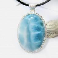 XXL Yamir Luxury Pendentif Ovale YO12 11235 Larimar-Stone 349,00 €