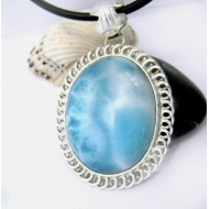 Larimar-Stone Yamir Luxury Pendant YO13 11236 159,00 €