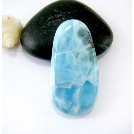 Larimar-Stone Larimar Handschmeichler HL60 11160 39,90 €