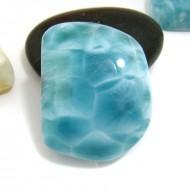 Larimar-Stone Larimar Freeform Cabochon FC221 11334 89,90 €