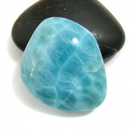 Larimar-Stone Larimar Freeform Cabochon FC225 11340 69,90 €