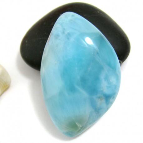 Larimar-Stone Larimar Freeform Cabochon FC226 11341 69,90 €