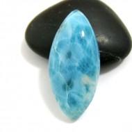 Ларимар овальный кабошон OC95 11343 Larimar-Stone