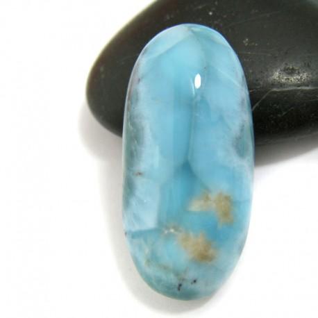 Larimar-Stone Oval Larimar Cabochon OC113 11367 39,90 €