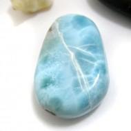 Larimar-Stone Larimar Tumbled Hand flattererHL68 11375 49,90 €