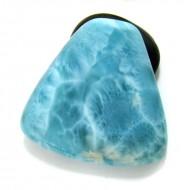 XXL Larimar Quadrangle Cabochon VC37 11379 Larimar-Stone 189,90 €