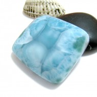 Larimar-Stone XL Larimar Square Cabochon VC39 11385 139,00 €