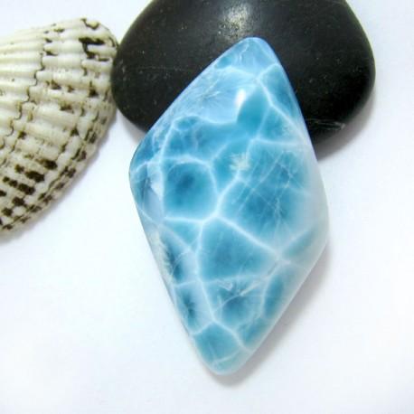 Larimar-Stone Larimar Freeform Cabochon FC241 11396 219,00 €