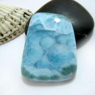 Larimar-Stone Freeform Cabochon Larimar FC244 11399 89,90 €