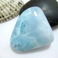 Larimar-Stone Freeform Cabochon Larimar FC249 11410 69,90 €