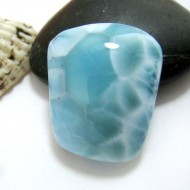 Larimar Quadrangle Cabochon VC45
