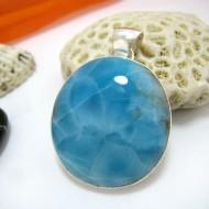 XL Ларимар ювелирные изделия кулон YL15 11430 Larimar-Stone