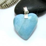 Larimar-Stone Yamir Pendant Heart YH20 10446 44,90 €