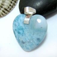 Larimar-Stone Yamir Pendant Heart YH21 10447 49,90 €