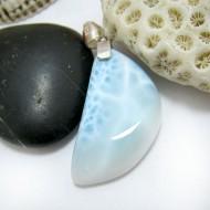Ларимар ювелирные LF22 11450 Larimar-Stone