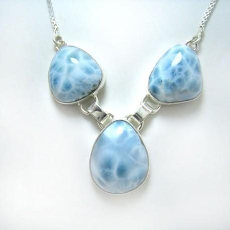 Larimar-Stone Yamir Larimar Collier YC16 11455 169,00 €