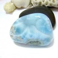 Ларимар галтованный HL75 11555 Larimar-Stone