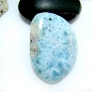 Larimar-Stone Larimar Stein mit Bohrung SB323 11533 54,90 €