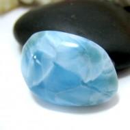 Ларимар галтованный HL83 11563 Larimar-Stone