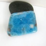Larimar plaque 9158 Larimar-Stone 59,00 €