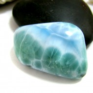 Ларимар без формы кабошон FC273 11590 Larimar-Stone