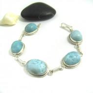 Yamir Luxury Bracelet Ovale LC40 11668 Larimar-Stone 119,00 €