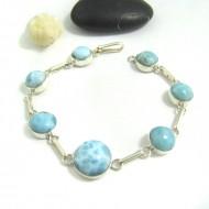Yamir Luxury Bracelet 7 rond LC40 11667 Larimar-Stone 89,00 €
