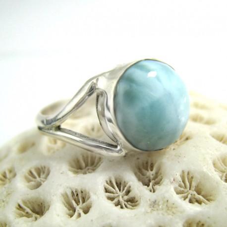 Larimar-Stone Larimar Ring Rund LR11 11669 39,00 €