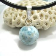 Larimar-Stone Larimar Pendant Bead 11 11685 39,00 €