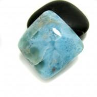 Larimar-Stone Larimar Viereck Cabochon VC50 11599 69,90 €