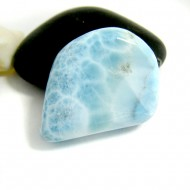 Ларимар галтованный HL99 11620 Larimar-Stone