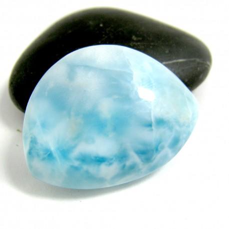 Larimar-Stone Larimar Freeform Cabochon FC284 11634 44,90 €