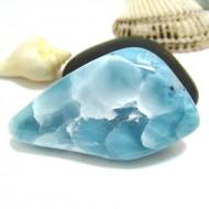 Larimar-Stone Larimar Tumbled Hand flattererHL101 11741 89,90 €
