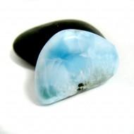 Ларимар галтованный HL111 11623 Larimar-Stone