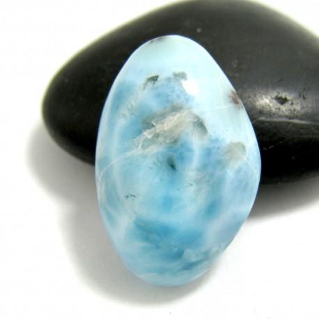 Larimar-Stone Larimar Freeform Cabochon FC293 11651 24,90 €