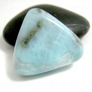 Ларимар галтованный HL116 11628 Larimar-Stone