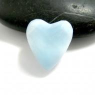 Larimar-Stone Larimar Heart Cabochon HZ16 11658 12,90 €
