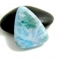 Ларимар галтованный HL117 11629 Larimar-Stone