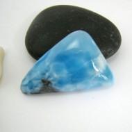 Ларимар Треугольник кабошон 9188 Larimar-Stone