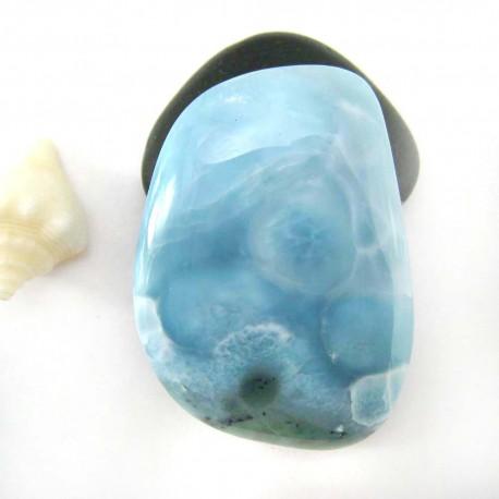 Larimar-Stone XL Larimar Freeform Cabochon FC310 11757 159,00 €