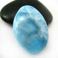 Larimar-Stone Larimar Freeform Cabochon FC313 11766 44,90 €