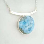 Larimar-Stone Yamir Collier Necklace YC19 11804 169,00 €