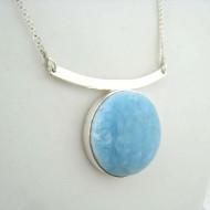 Larimar-Stone Yamir Collier Necklace YC21 11806 169,00 €