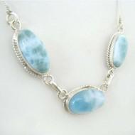 Larimar-Stone Yamir Collier Necklace YC19a 11809 119,00 €