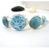 Yamir Luxury Brazalete Redondo 9201 Larimar-Stone 189,00 €