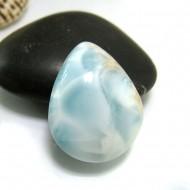 Larimar Drop Cabochon TC51 11881 Larimar-Stone 29,90 €